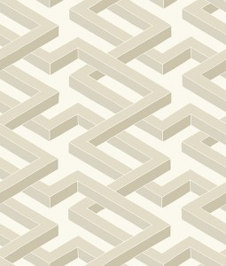 Tapeta Cole & Son Geometric II 105/1003 Luxor