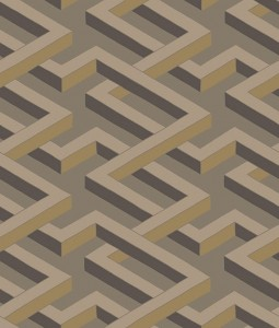 Tapeta Cole & Son Geometric II 105/1006 Luxor