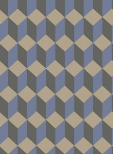 Tapeta Cole & Son Geometric II 105/7034 Delano