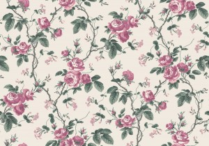 Tapeta Boras Tapeter In Bloom 7210 French Roses