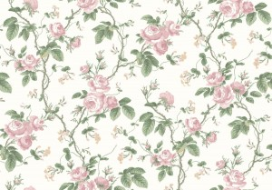 Tapeta Boras Tapeter In Bloom 7212 French Roses