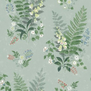 Tapeta Boras Tapeter In Bloom 7221 Foxglove