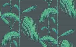 Tapeta Cole & Son Icons 112/2007 Palm Leaves