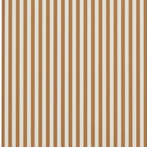 Tapeta Ferm LIVING - Thin Lines Wallpaper - Mustard/Off White 536