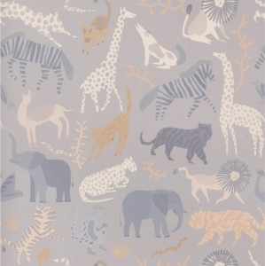 Tapeta Ferm LIVING - Safari 197