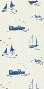 Tapeta Harlequin All About Me 110529 Sail Away