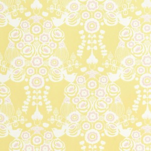Tapeta Majvillan Estelle 110-01 Yellow